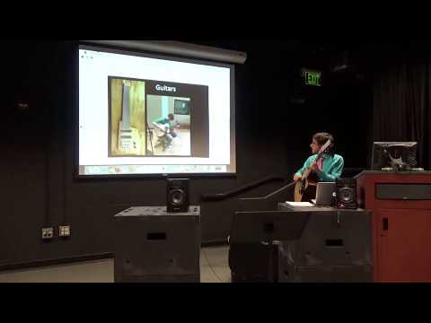 Lecture: Xenharmonic introduction and Q/A (University of NC at Charlotte, CNMF 2017, 6/27/2017)