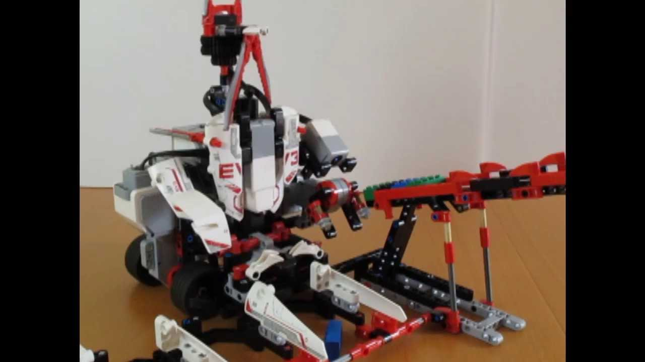 Sort3r a mindstorms ev3 brick sorter updated video youtube sciox Choice Image