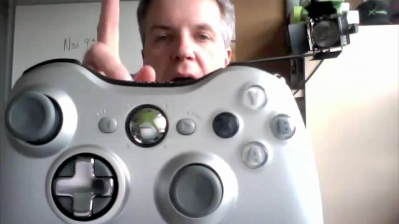 Xbox 360 D Pad Controller