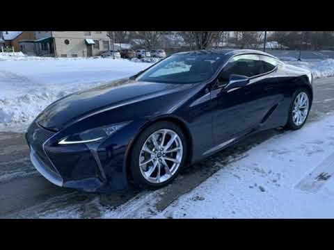 Lexus Of Milwaukee >> Used 2018 Lexus Lc Milwaukee Wi N16980a Youtube