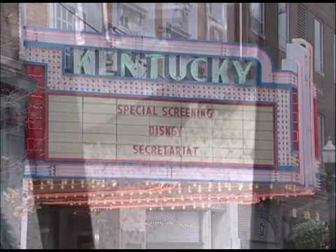 Kentucky Theatre With Fred Mills