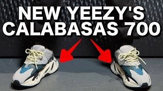 Yeezy 700 Runner | First Look | Reaction | Yeezy Calabasas