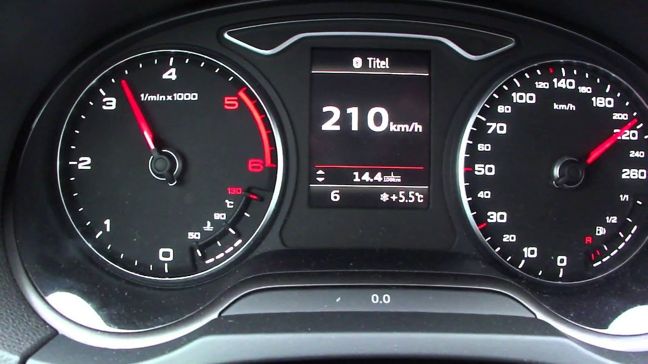 2013 audi a3 2 0 tdi top speed youtube. Black Bedroom Furniture Sets. Home Design Ideas