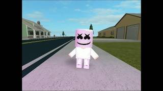 Marshmello Alone (Roblox Animation)