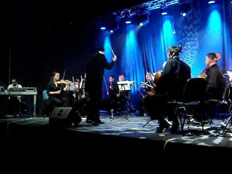 Prefuse 73 & Aukso Orchestra - #1 (live @ Festiwal Tauron Nowa Muzyka 2010)