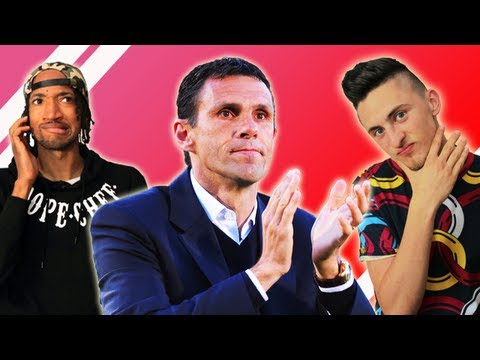 Gus Poyet Sacked On TV | Comments Below