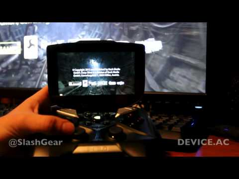 NVIDIA SHIELD PC Streaming hands-on: Syncing Process