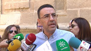 PSOE-A estudiará medidas legales contra Bosquet