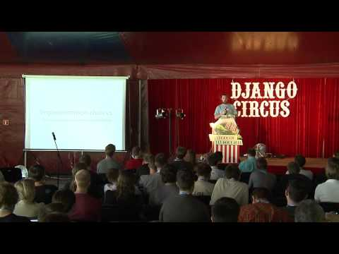 Image from DjangoCon EU 2013: Russell Keith-Magee - Class-Based Views: Untangling the mess