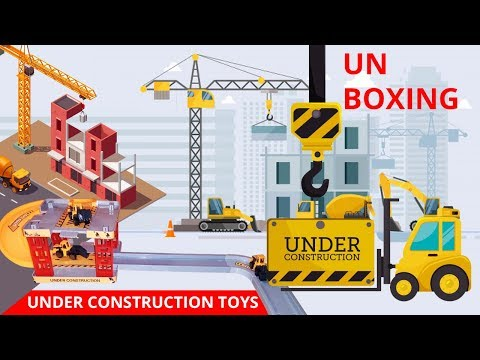rc-excavator-unboxing-||-huina-580-hydraulic-fully-metal-custom-built-||-fly-sky-||-kttv