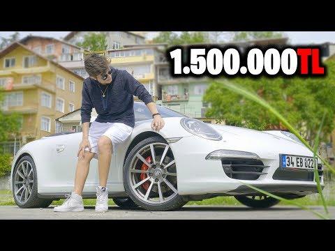 İŞTE YENİ ARABAM ! (1.500.000TL)