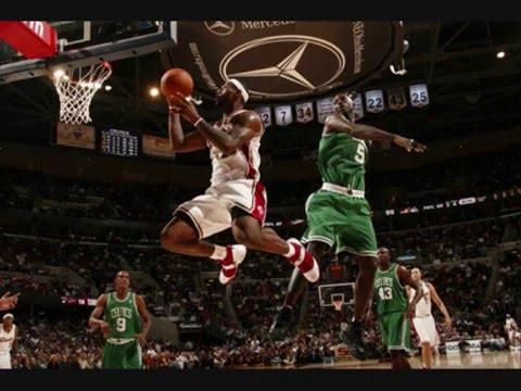 Cavs-Celtics 2008 NBA Playoffs