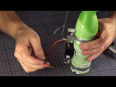Automatisches Raumspray - Arduino Projekt - DIY
