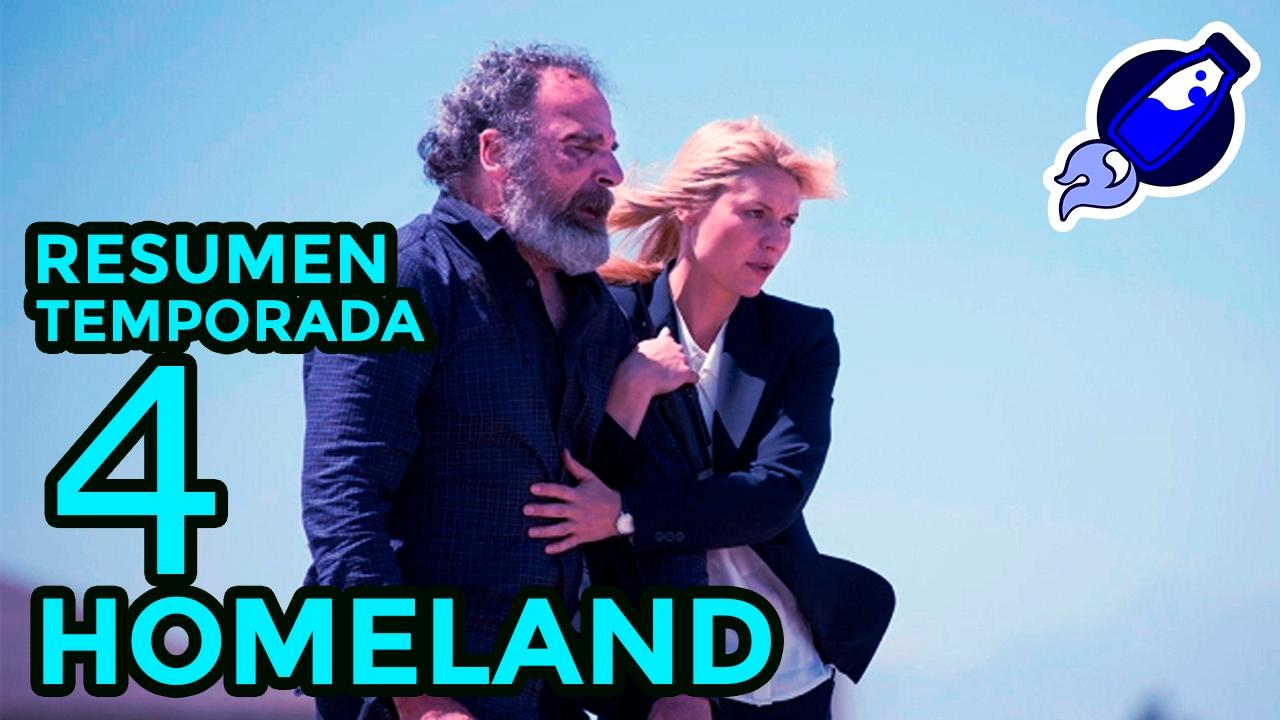 ⏩ HOMELAND – 4ª Temporada Completa - Resumen HD online de los capítulos de  la serie