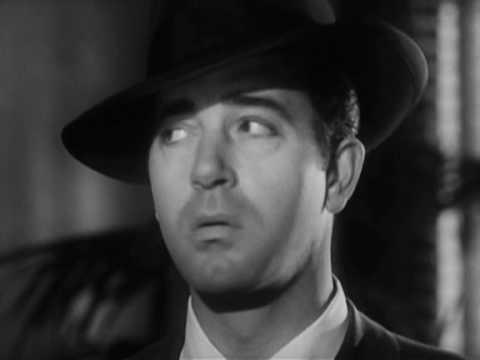 The Crooked Way 1949 John Payne, Sonny Tufts, Ellen Drew