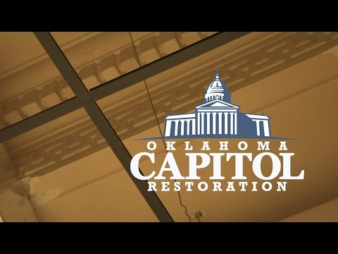 Oklahoma Capitol Interior Restoration – Historic Fabric
