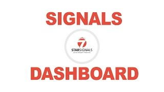 7-Star Signals Dashboard for Trading Binary Options