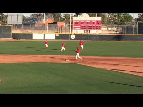 Mitch Willie Mays catch