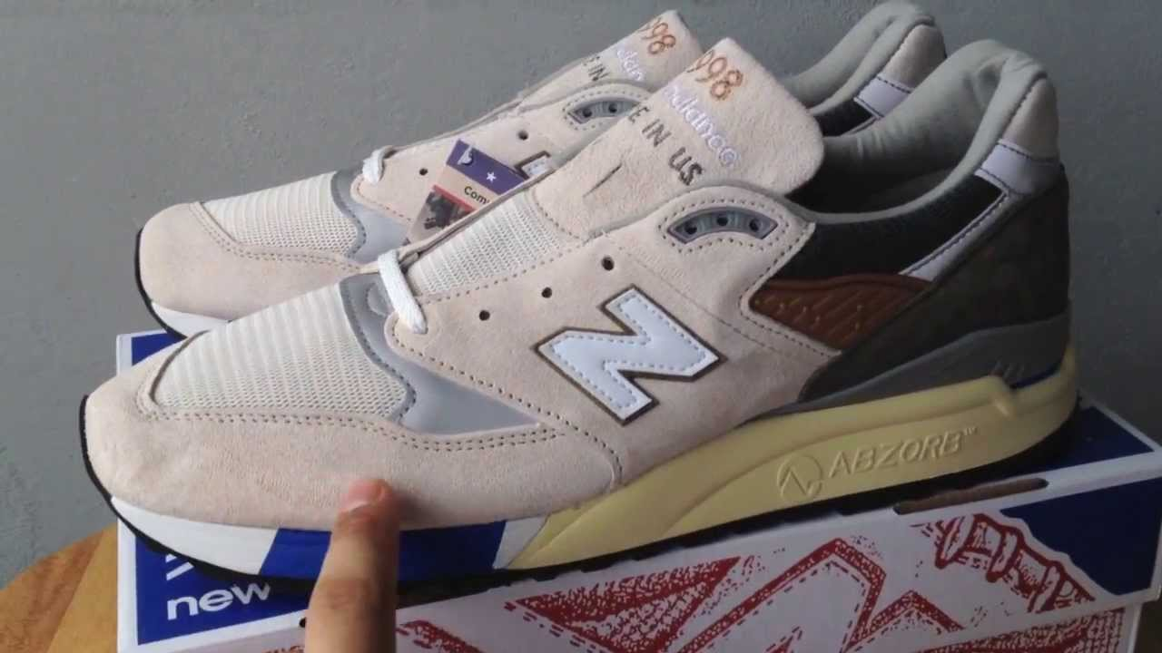 new balance 998 c note for sale