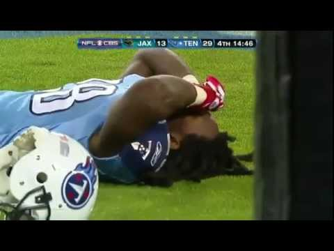 Chris Johnson 89 Yard Touchdown Run vs. Jacksonville Jaguars