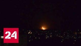 Апокалипсис под Винницей: на Украине горят склады боеприпасов - Россия 24