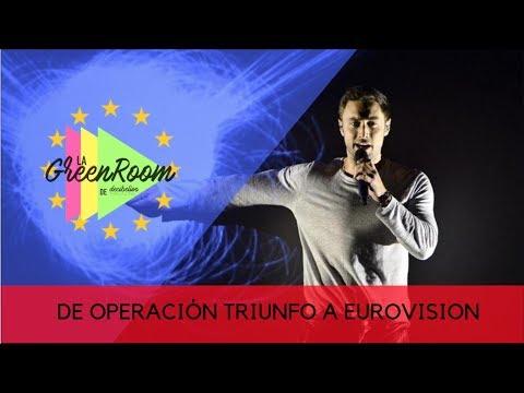 Artistas que pasaron de Operación Triunfo a Eurovision [2001-2016]