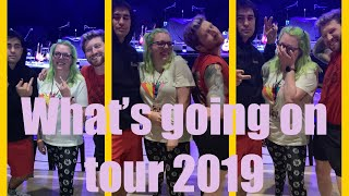 Scotty Sire:What's Going On Tour 2019 Experience