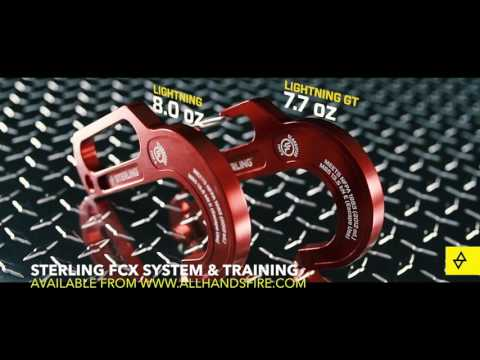 Sterling FCX Firefighter Escape System from All Hands Fire