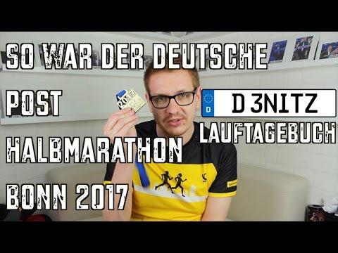 So war mein Deutscher Post Halbmarathon in #Bonn | #Rennsemmel
