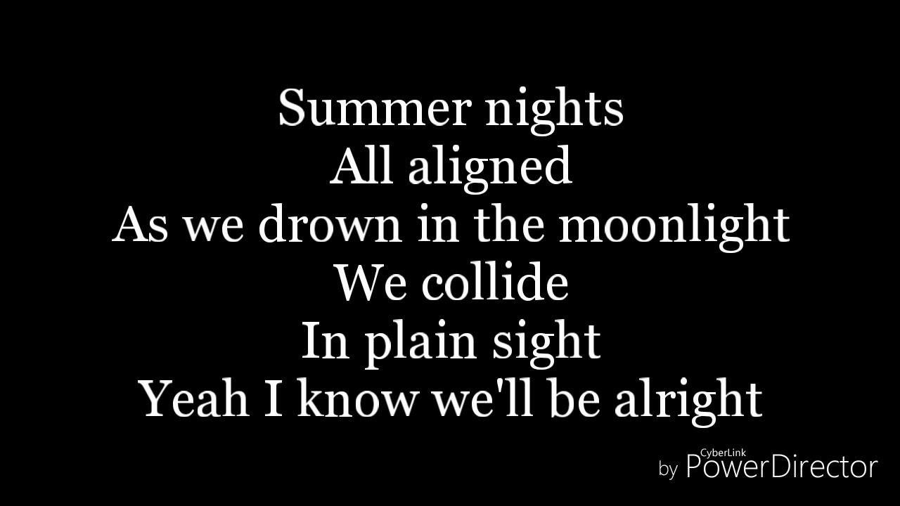 No sleep-lyrics-martin garrix(ft  Bonn)