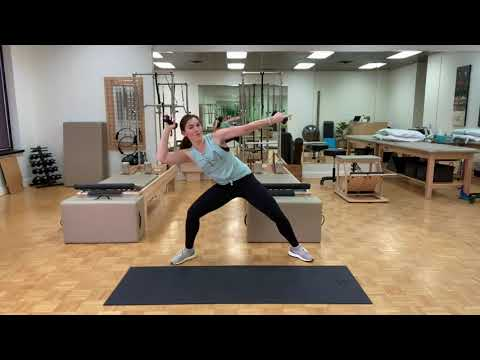 Full Body Pilates Fusion #1