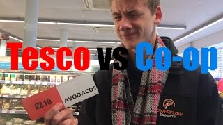 A Documentary on the Continuing Conflict Between BHASVIC Students and Their Support for Tesco/Co-op