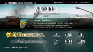 METAL - WoT T8 et T10 - Chasse à la Master by Trias