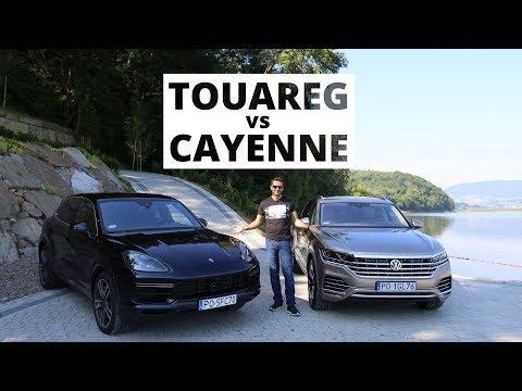 Nowy Touareg wyszedł przed szereg! Kto teraz kupi Porsche Cayenne?