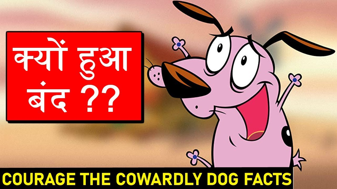 Download COURAGE THE COWARDLY DOG FACTS || WHY WAS IT STOPPED ??