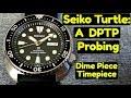 Seiko Turtle SRP777 - Dime Piece Timepiece - Modern Classic Diver Under $200