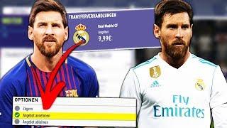 Jeden transfer mit dem fc barcelona akzeptieren!! ???????????? fifa 18 barcelona karriere challenge