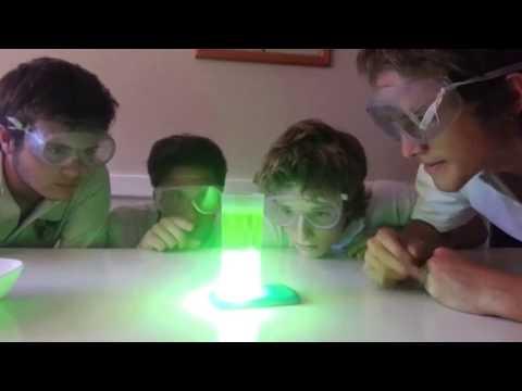 Super experimento de quimica simple y rapido