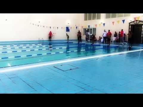 Oman 🇴🇲 swimming champion 14 years