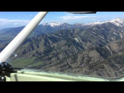 Wisconsin to Alaska in a Cessna 150 Part 1