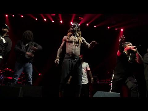 15 - No Worries - Lil Wayne, New Young Money Artists, Mack Maine, & Gudda Gudda (Live Boone, NC '17)