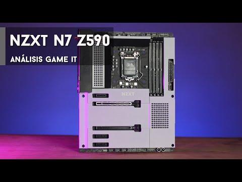 NZXT N7 Z590 #review y unboxing   GameIt ES