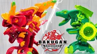 2020 Bakugan Armored Alliance Cycloid Brand New