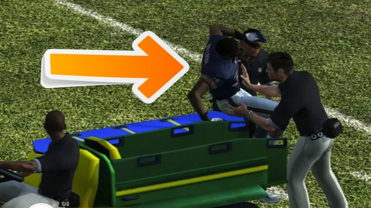 THE NFL BANNED THIS FROM MADDEN