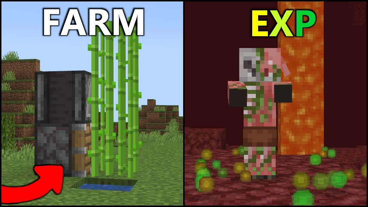 5 BEST Farms for a New World! [Minecraft]