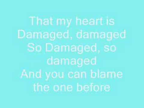 Damaged - Danity Kane w/ lyrics and download link!