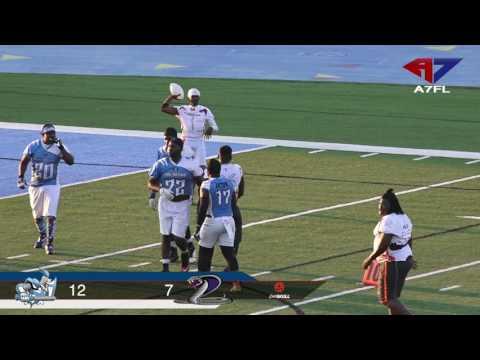 New Jersey B.I.C. vs Baltimore Cobras - #A7FL Live on Sundays