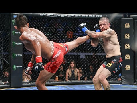 MMA   La Batalla De Guadalajara 2018   Mahatma García vs Federico Betancourt