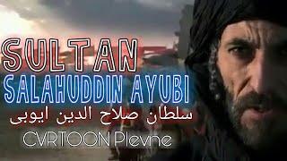 Sultan Salahuddin Ayubi l CVRTOON Plevne l The Lion of Islam l Cinematic Video Resimi
