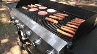 Aussie 6 Burner Event Gas Grill